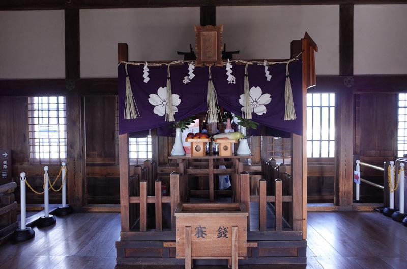 姫路城天守閣