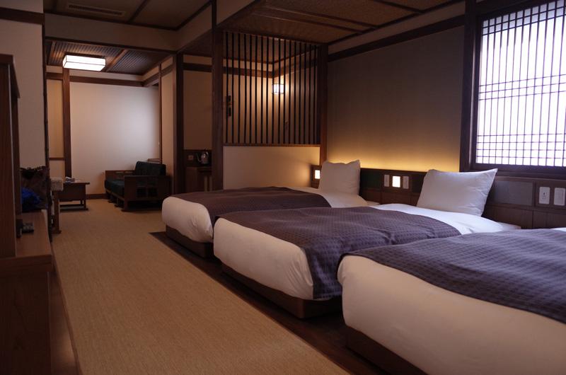 敷島館の部屋